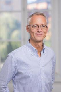 Näringsterapeuten Fredrik Ölander.
