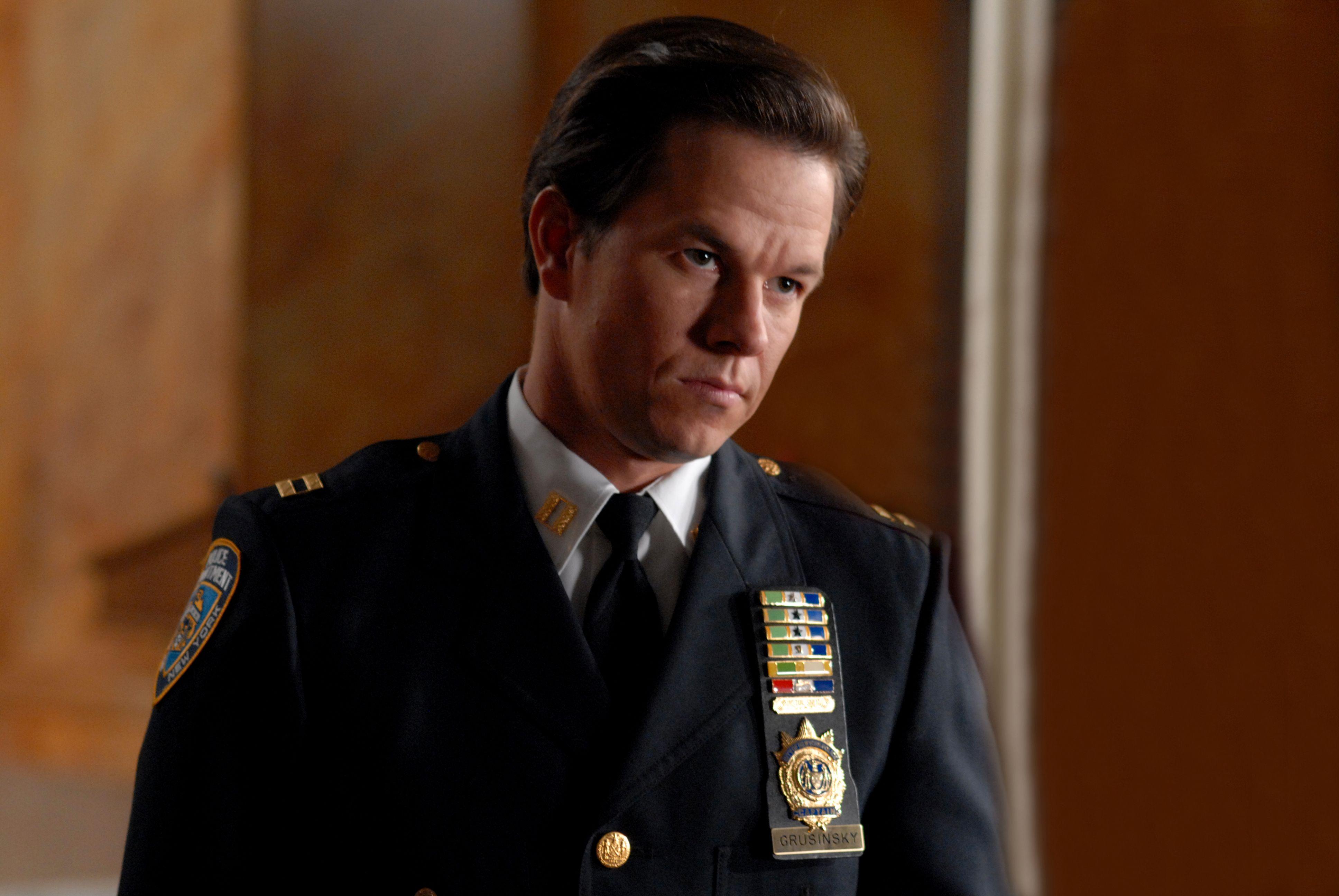 Mark Wahlberg skal spille politimann atter en gang.