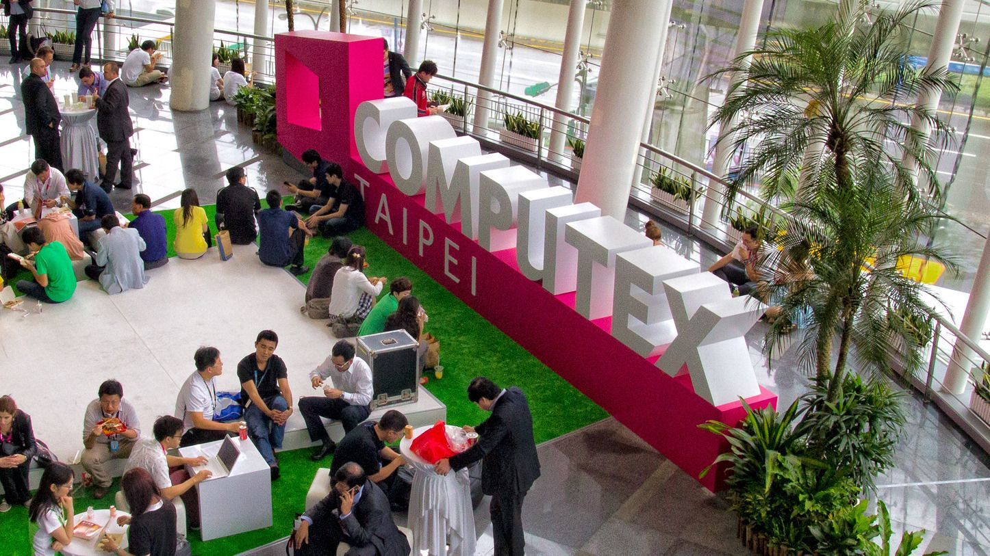 ASUS stiller ut de siste nyvinningene under Computex 2015