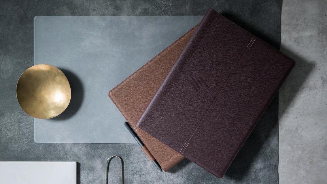 HPs nye luksus-maskin er trukket i skinn