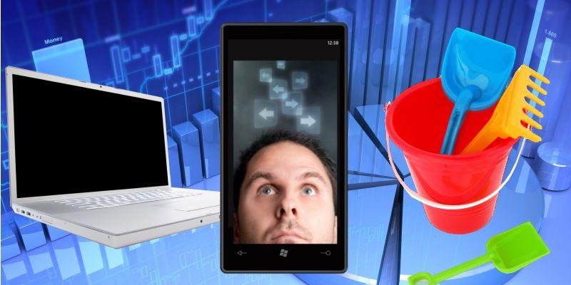 Windows Phone 7: Lek eller alvor?