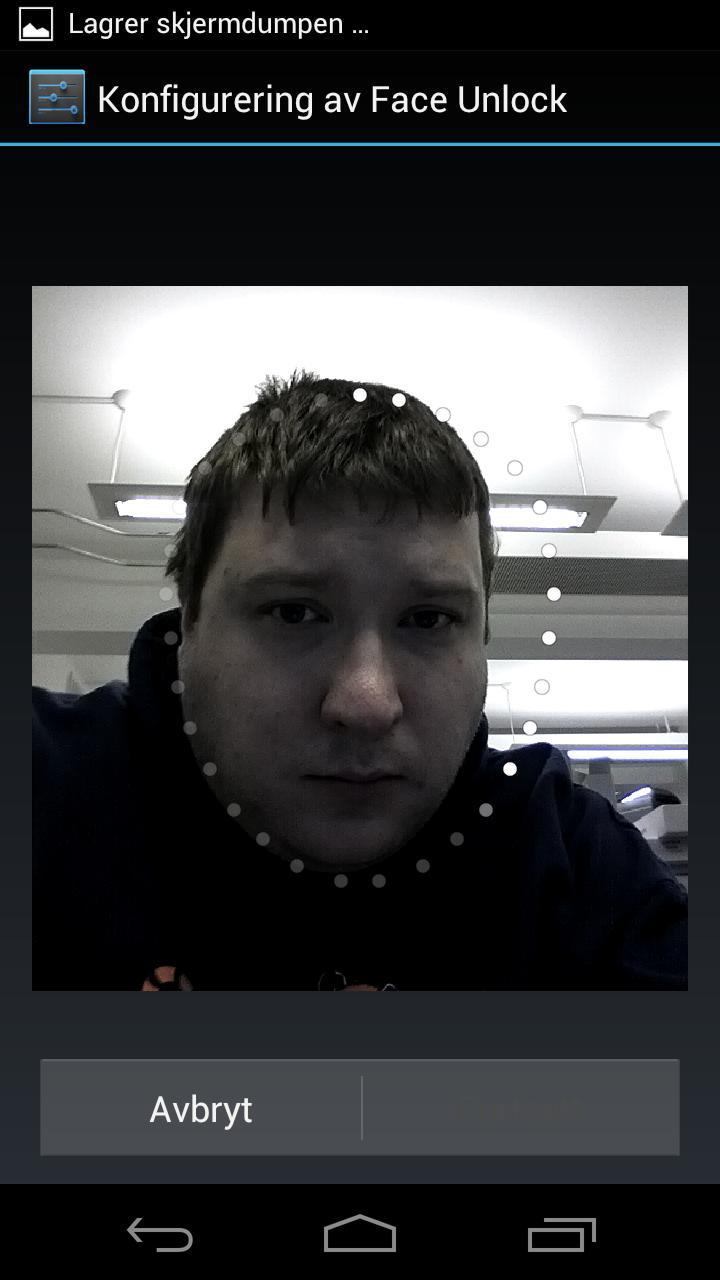 For å låse opp en Android 4.0-telefon trenger du bare et ansikt. Problemet er at funksjonen også virker med bilder av ansiktet ditt.