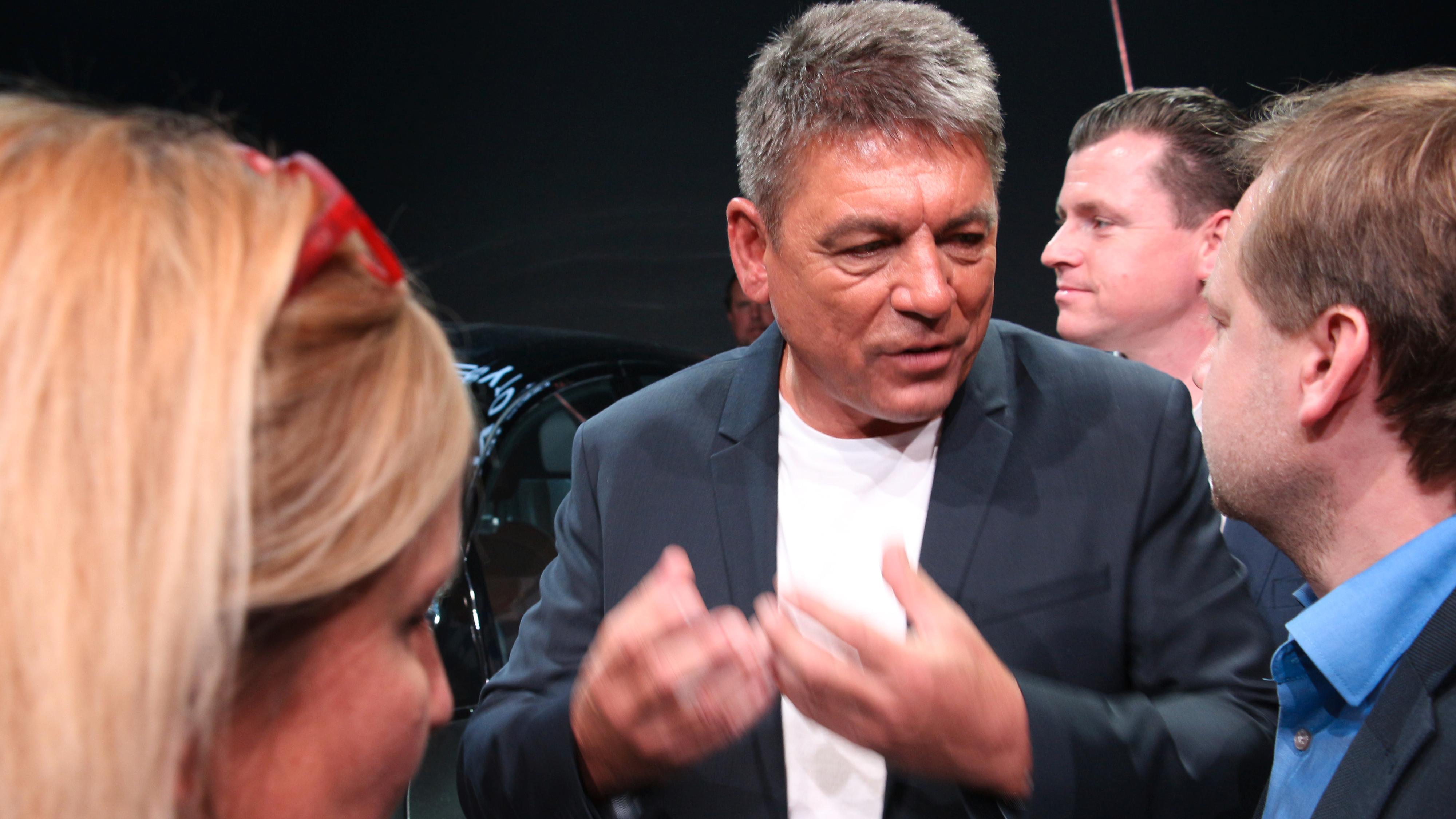 Grunnlegger og toppsjef Carsten Breitfeld var tidligere prosjektleder for plugin-hybriden BMW i8. Bilde: Stein Jarle Olsen, Tek.no
