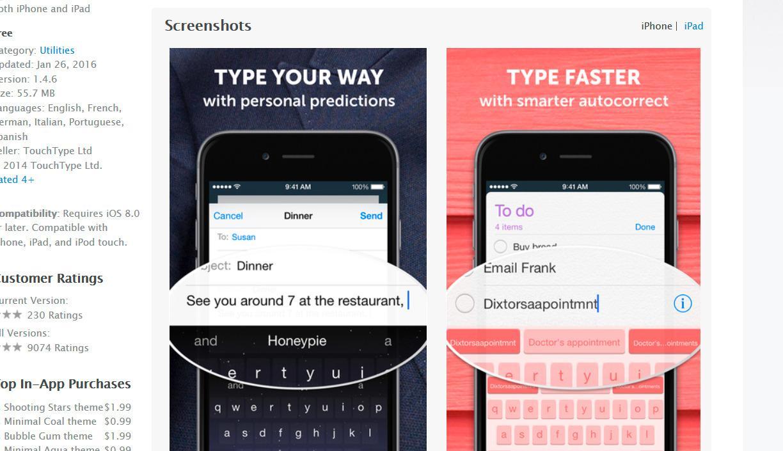 Swiftkey, Swype og Fleksy er allerede populære tastatur på iOS. Kan Google ta over litt av markedet med sin egen løsning?