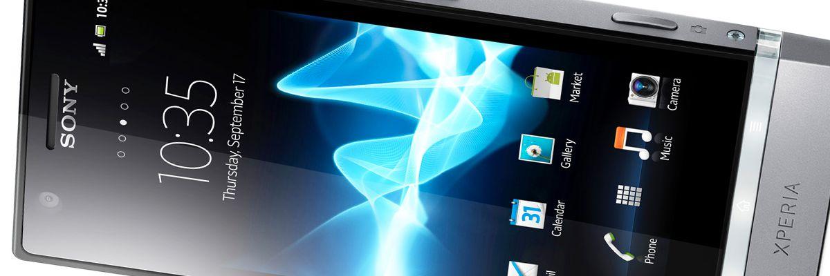 Blir Xperia Z Sonys første firekjerner?