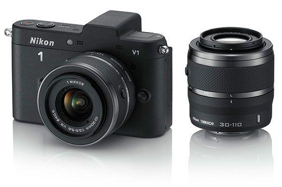 Nikon 1 V1 Test Tek.no