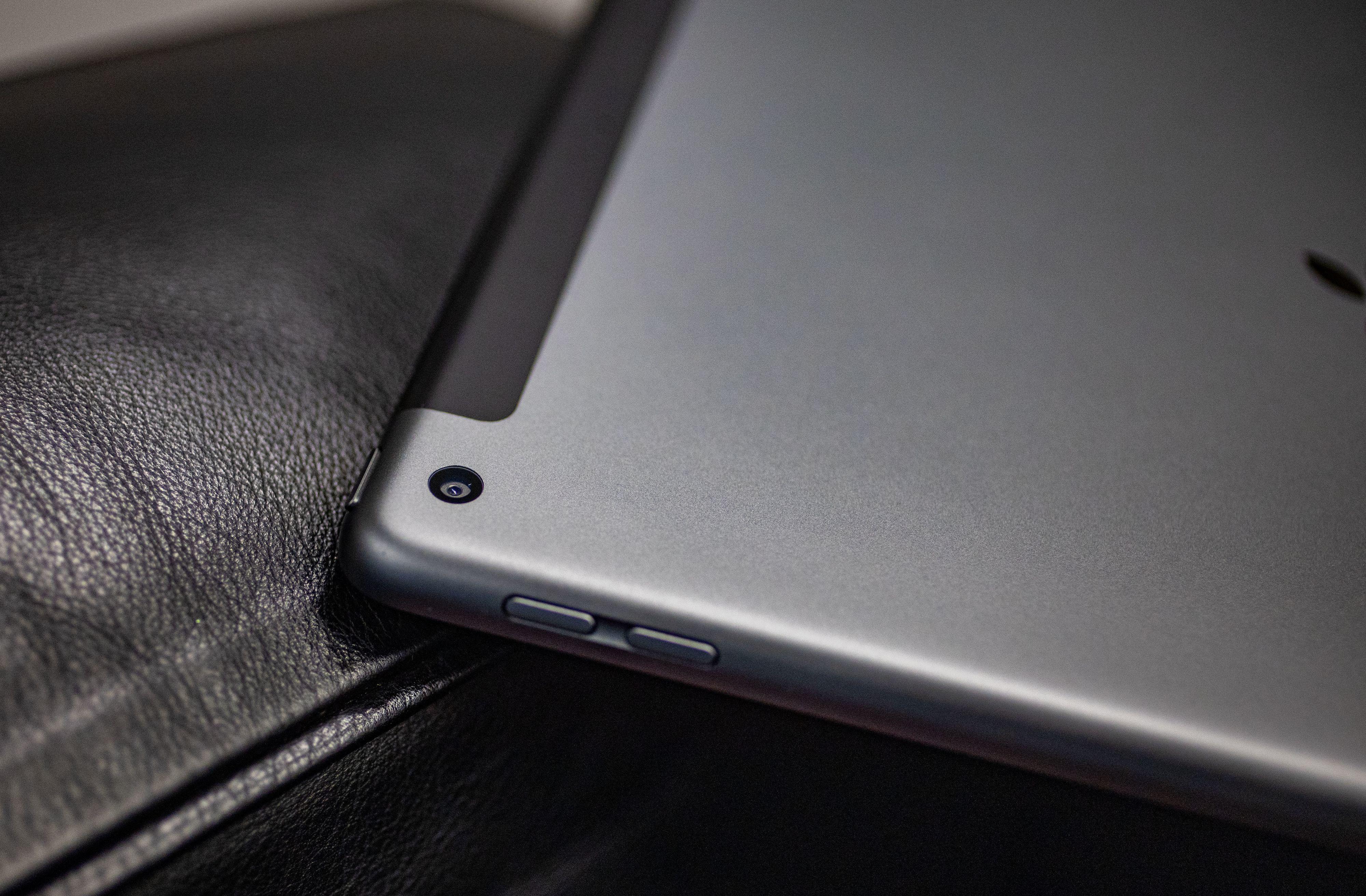 Jo da, iPaden har et kamera, men bildekvaliteten er like kjip som den alltid har vært.