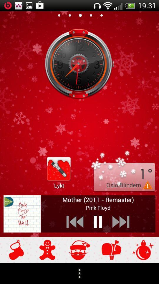 Å laste ned et juletema nå når denne høytiden nærmer seg er en enkel sak.