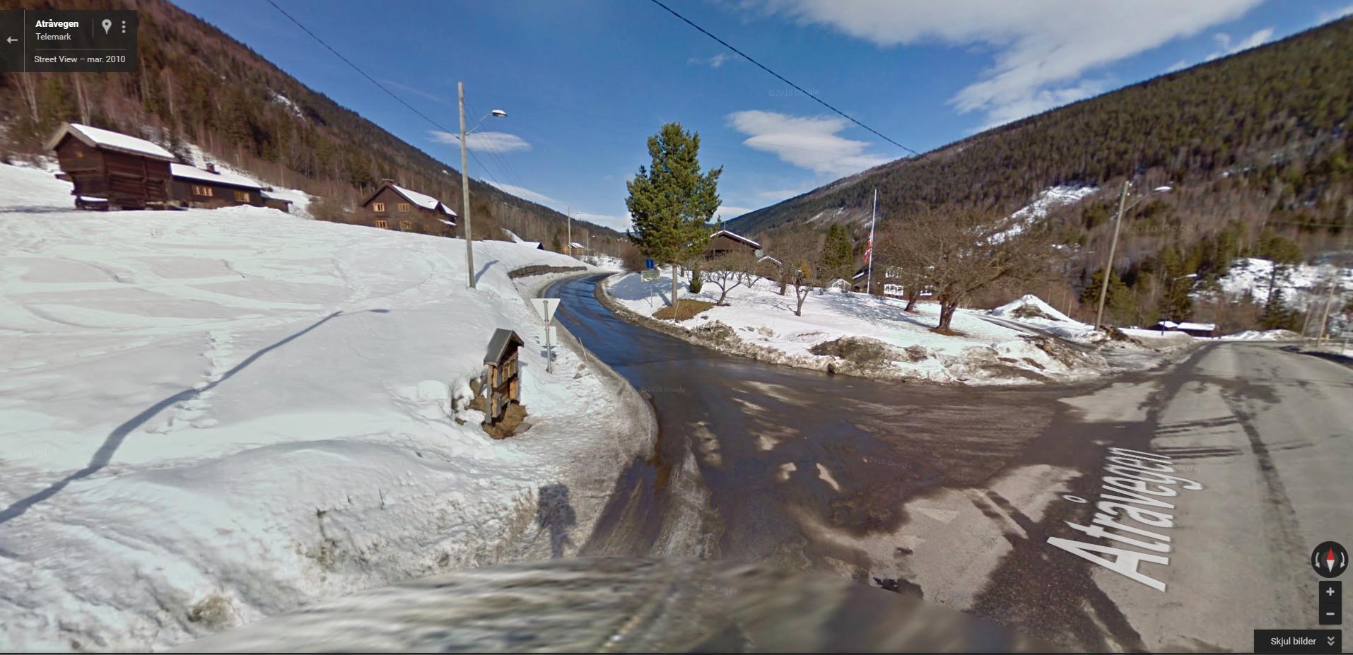 Når du skal inn på smale, norske fjellveier vinterstid er fartsgrensa på 80 km/t mer teoretisk enn reell.