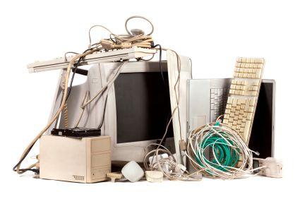 Har du mye maskinvare som er lite verdt? Din heldiggris! (Foto: iStock: 20382508)