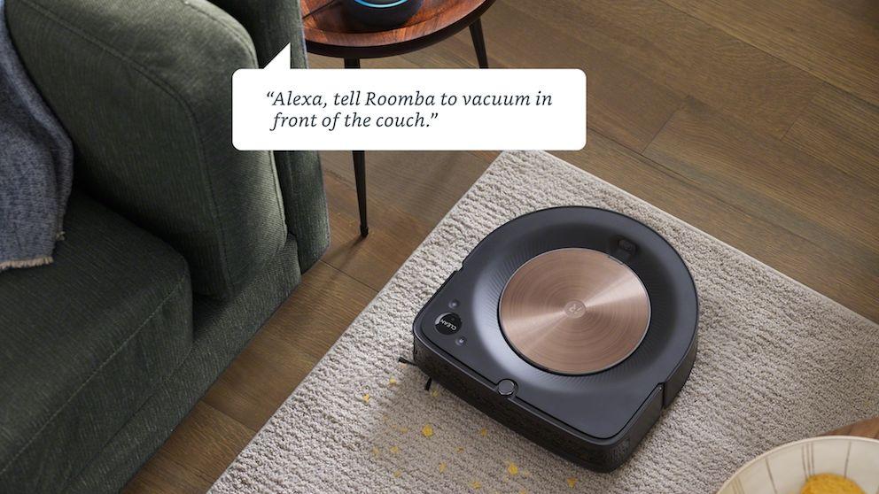iRobot gjør robotstøvsugerne sine mye smartere