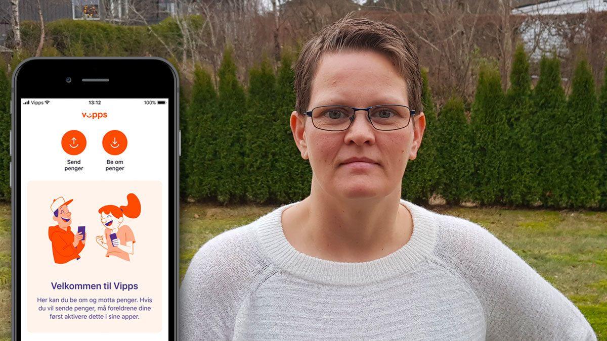 Vipps nekter barna til Ragnhild å bruke tjenesten