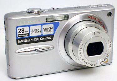 Panasonic Lumix DMC-FX30 i produktguiden.