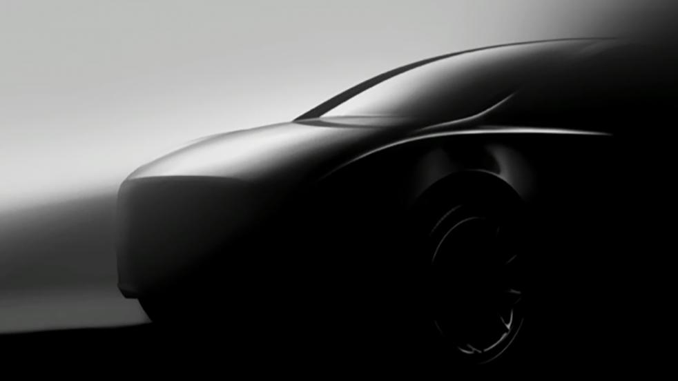 Tesla slipper nytt bilde av Model Y