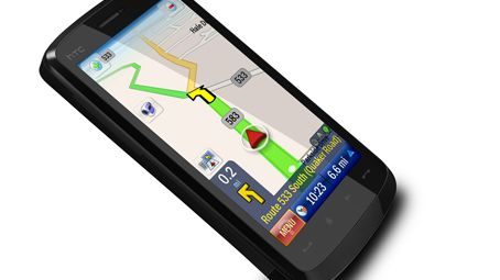 HTC Touch HD får GPS-program