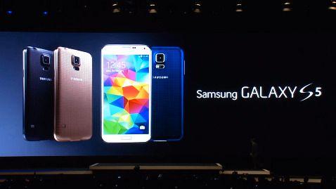 Samsung Galaxy S5 Electric Blue | Billig