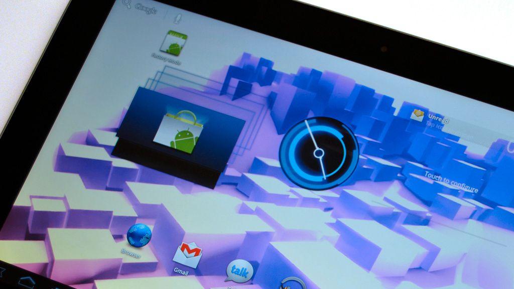 SNIKTITT: Samsung Galaxy Tab 10.1