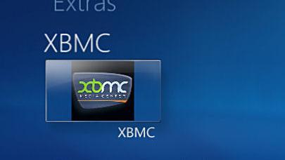 Fra XBMC til WMC og vice versa