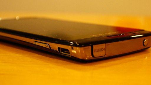 HDMI-ut gir direktetilkobling til TV eller hjemmekinoanlegg. Foto: Espen Irwing Swang
