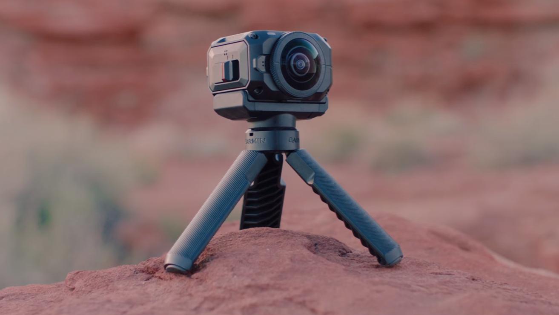 Garmins første 360-graderskamera tar store stillbilder og video på opptil 120 bilder i sekundet
