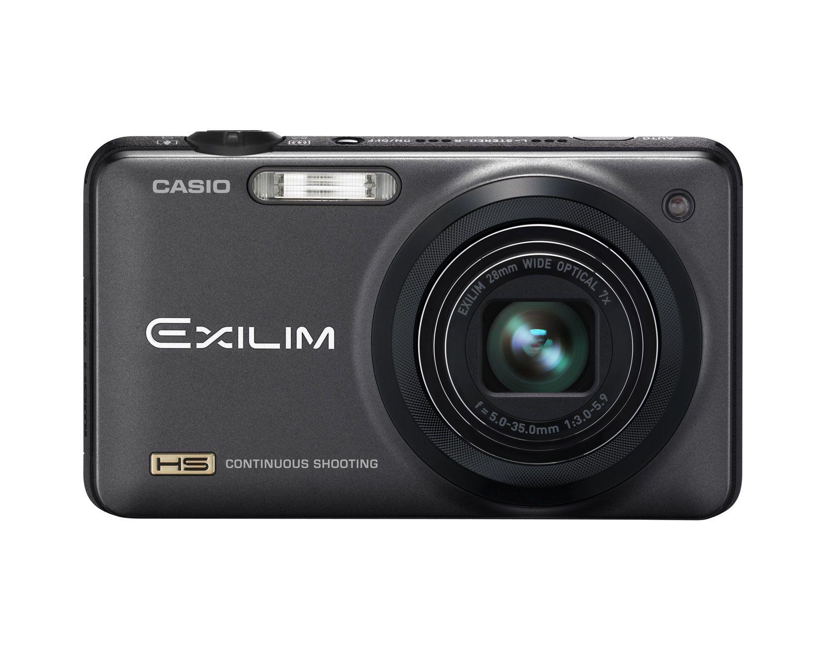 Casio Exilim ZR10 er sikkert et fint kamera.