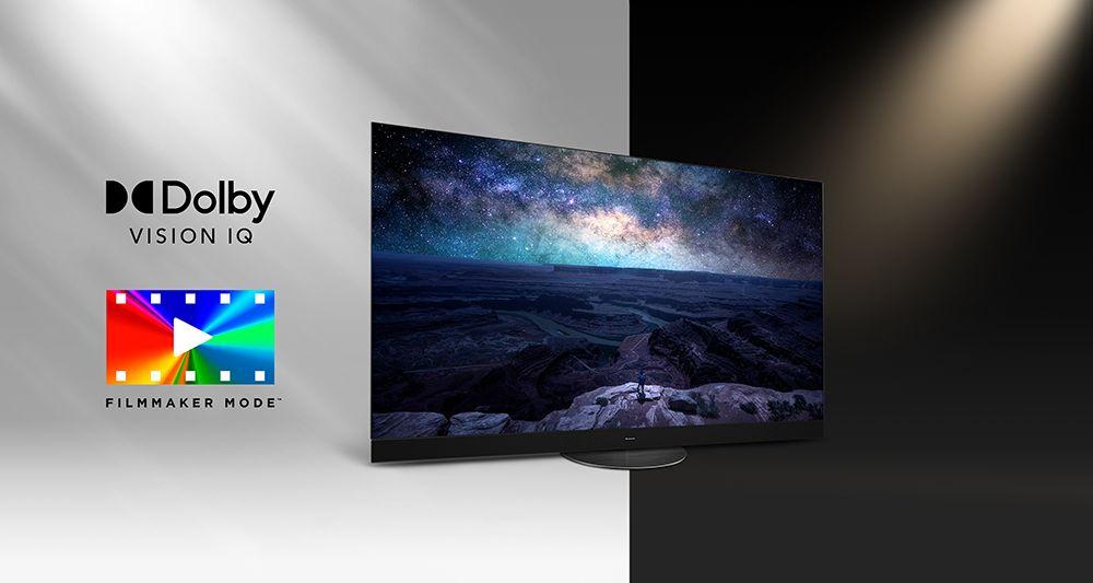Skjermen støtter både Dolby Vision og HDR10+.