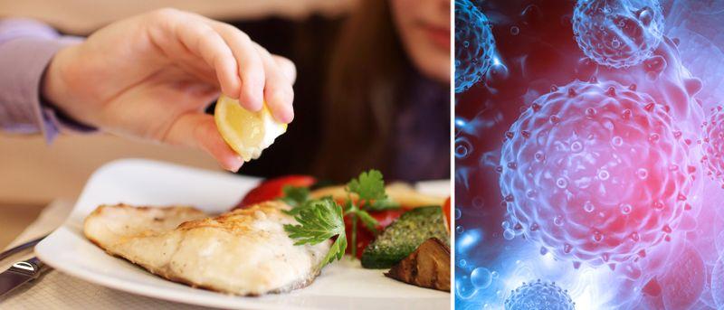 Så kan du stärka ditt immunförsvar – genom kosten
