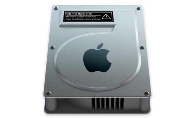 Filsystemet oppgraderes fra HFS til APFS med High Sierra.