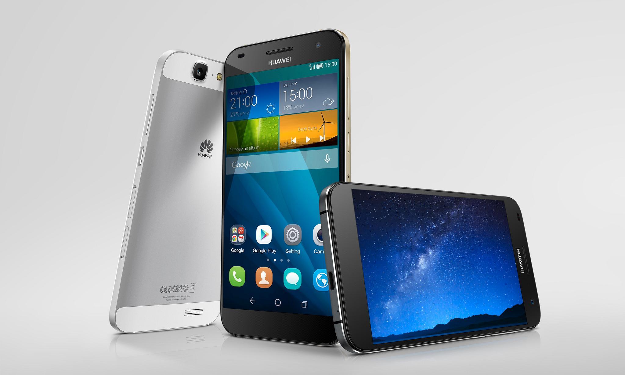 Huawei Ascend G7.Foto: Huawei