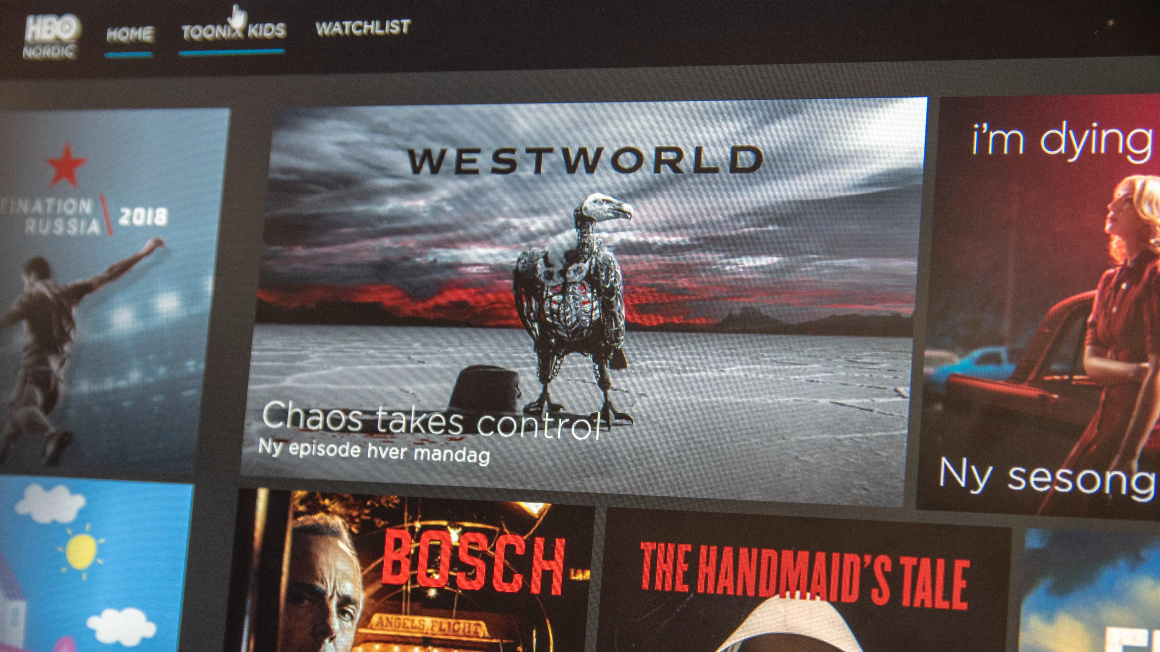 Nå øker HBO prisene