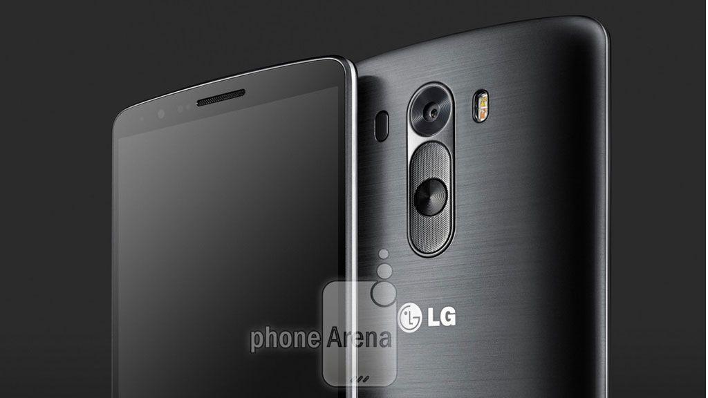 LGs neste toppmodell ser ut til å bli råstilig