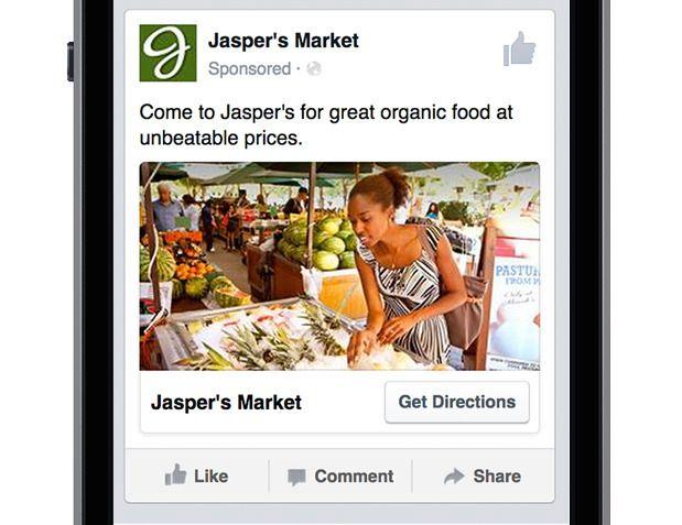 Et eksempel på en annonse.Foto: Facebook/Skjermdump fra YouTube
