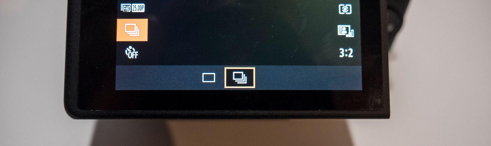 Se etter dette symbolet i menyen eller på en av knappene. Bilde: Kristoffer Møllevik