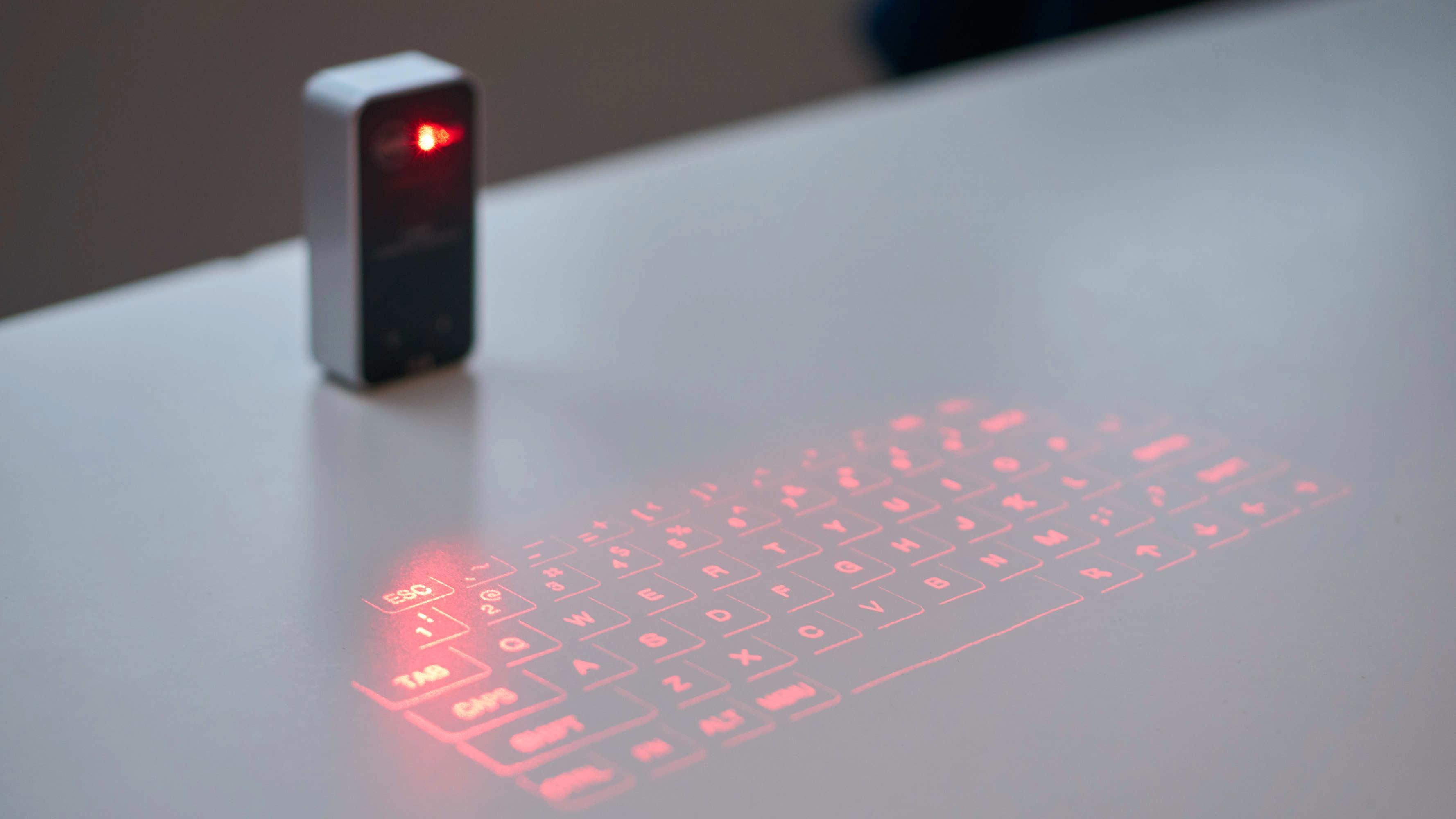 Lasertastatur