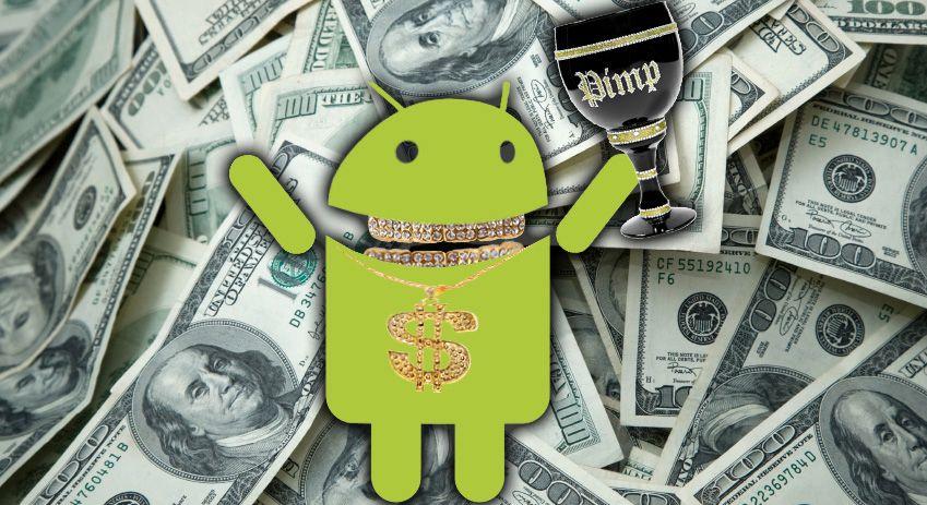 60 000 solgte Android-telefoner daglig