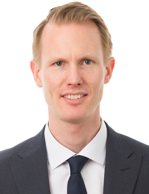 Sjef for sikkerhetstesting i BDO Cybersecurity, Håkon Lønmo.