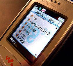 Du trenger ikke en smarttelefon for å bruke MSN. (Foto: Marius Valle)