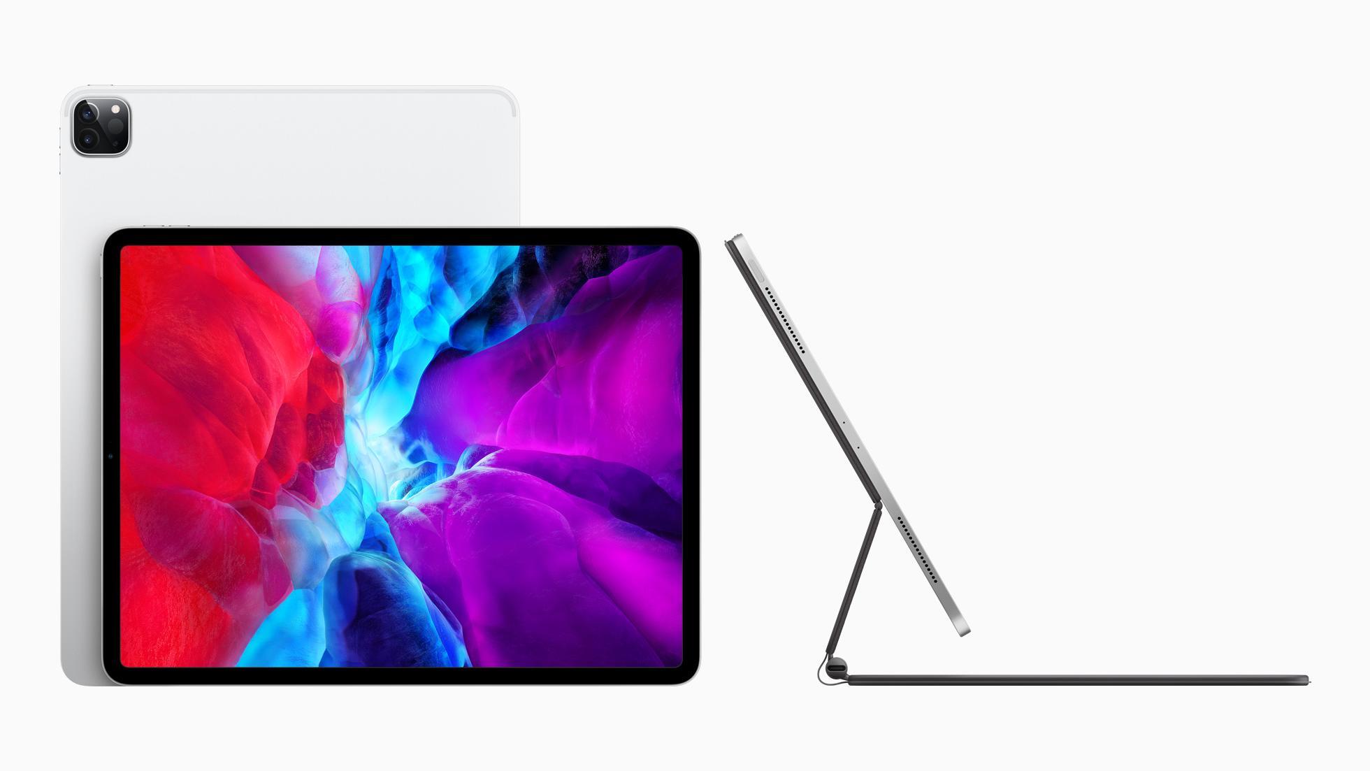 Apple lanserer ny iPad Pro og oppgradert MacBook Air