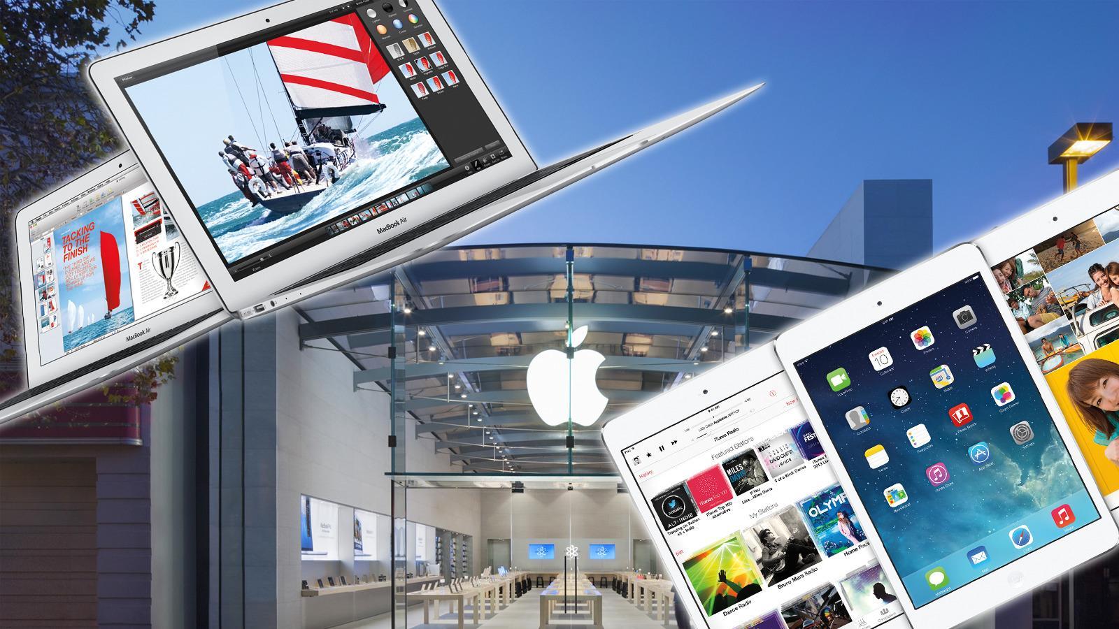 Hevder Apple nå er verdens femte største PC-produsent