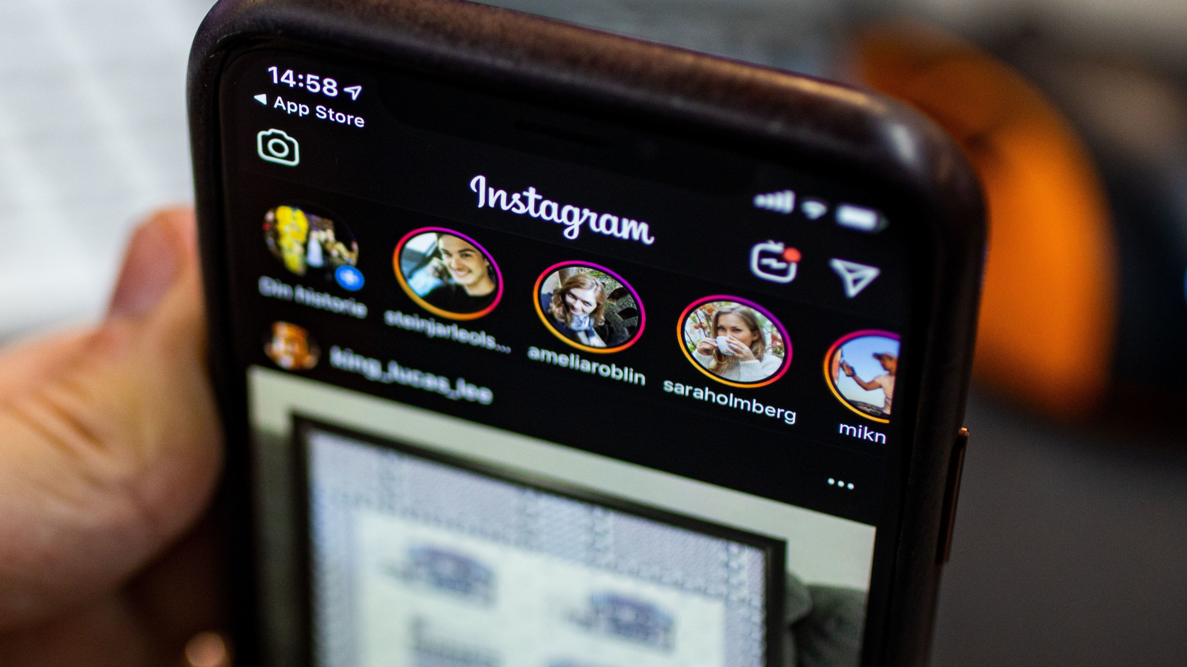 Slik aktiverer du Instagrams nye nattmodus