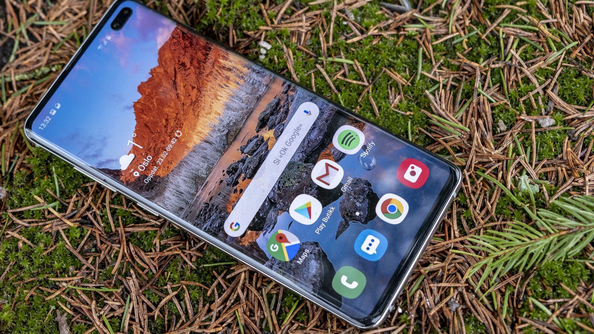 Nå kan du oppdatere Samsung-mobilen din