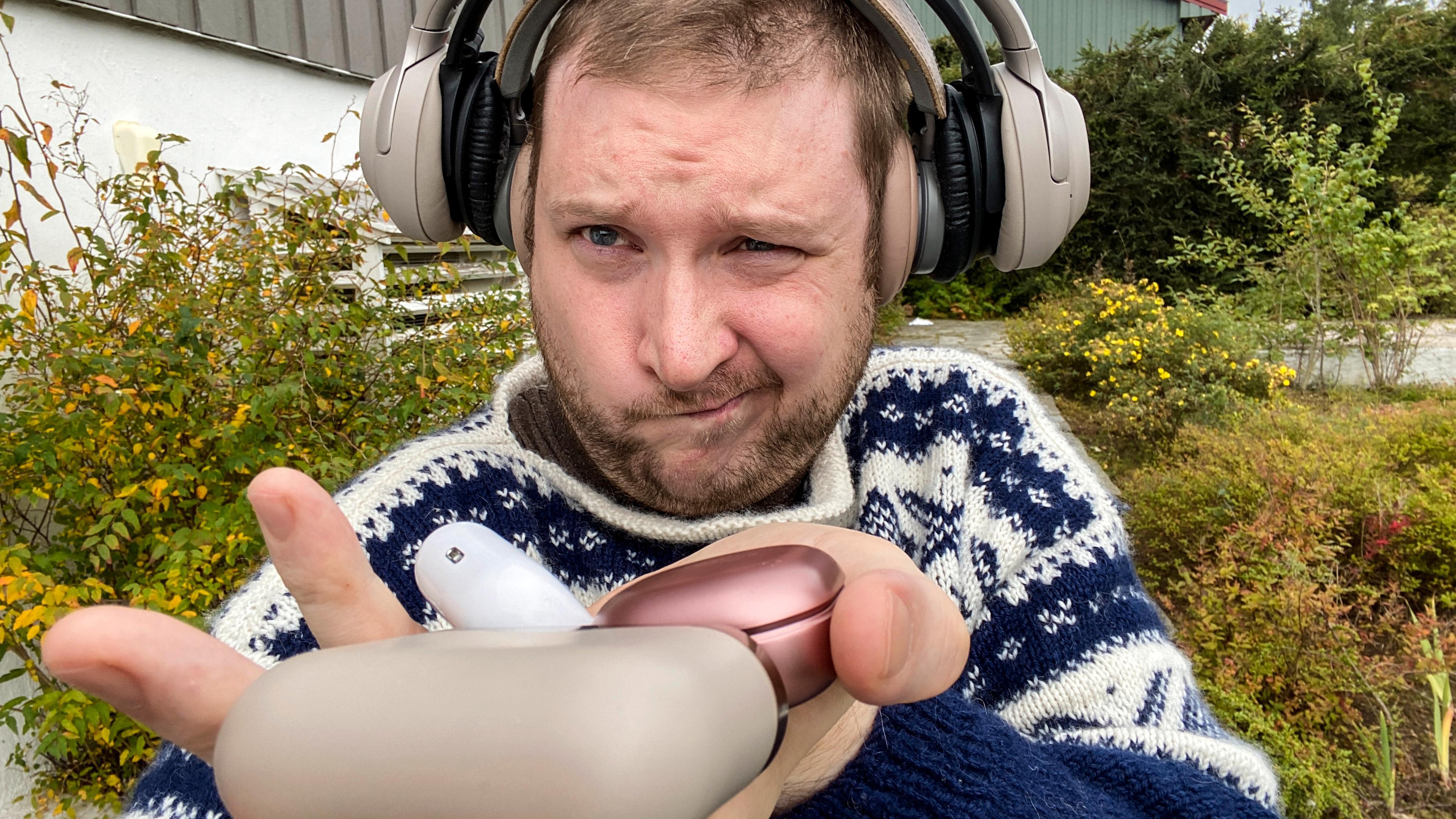 Støydemping inni støydemping