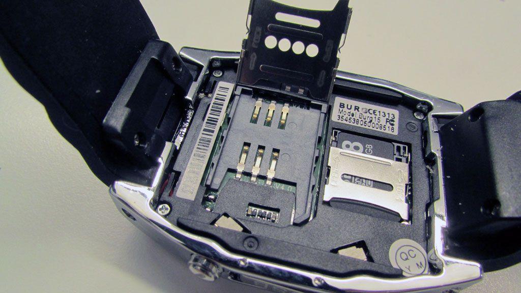 Innmaten ser ut til å stamme fra Nokias overskuddslager.Foto: Espen Irwing Swang, Amobil.no