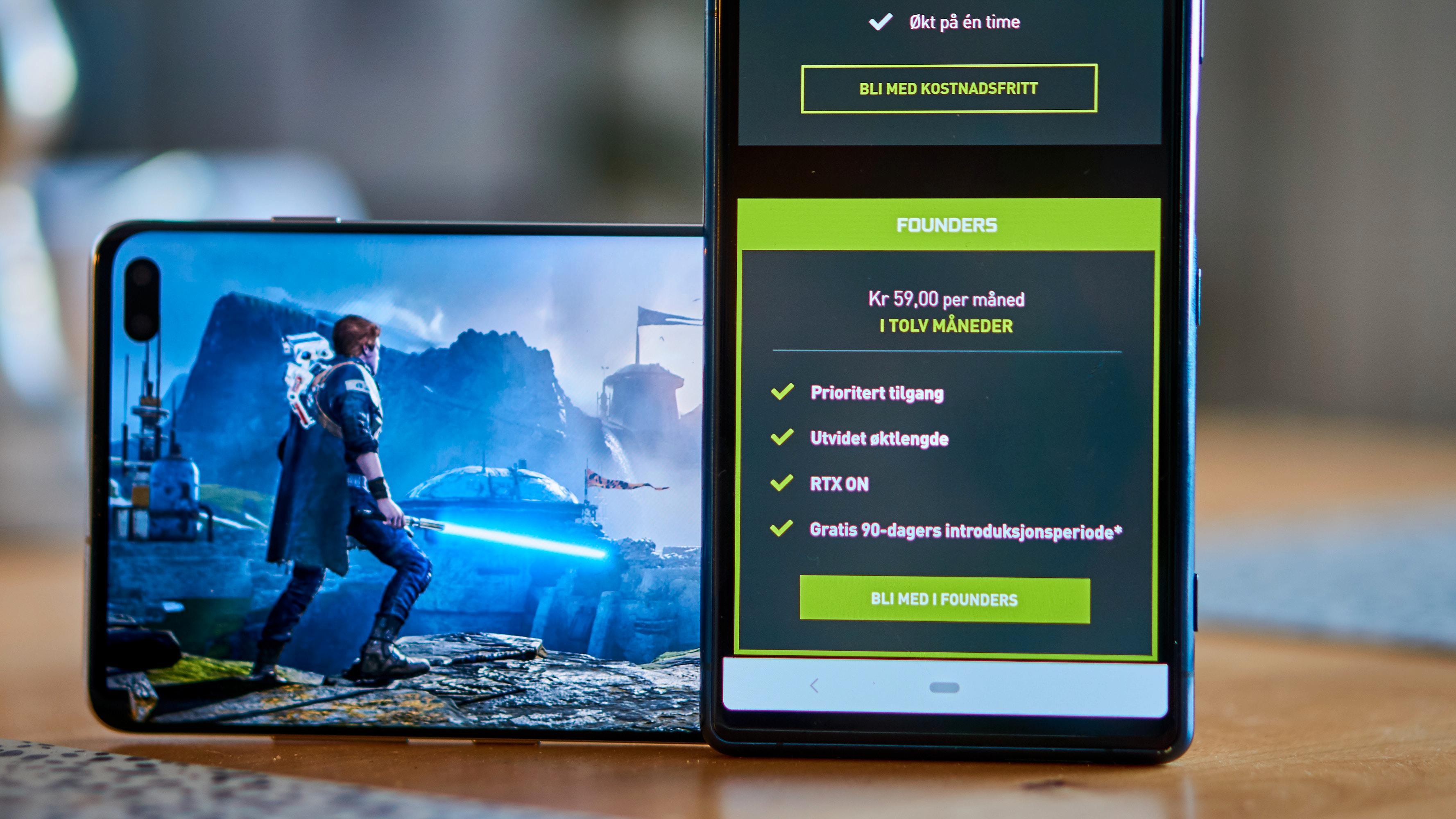 GeForce Now er endelig lansert, også i Norge