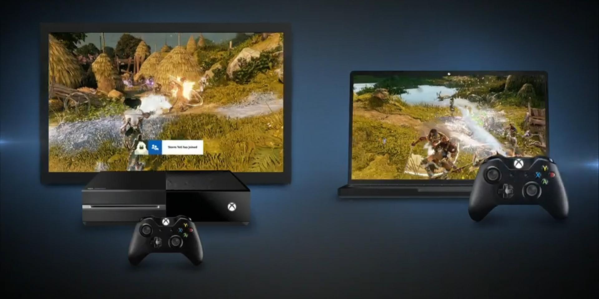 Strøm Xbox One-spillene dine fra en Windows 10-enhet.