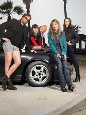 """En blir fort vant til å se David Duchovny uten bukse på i """"Californication"""""""