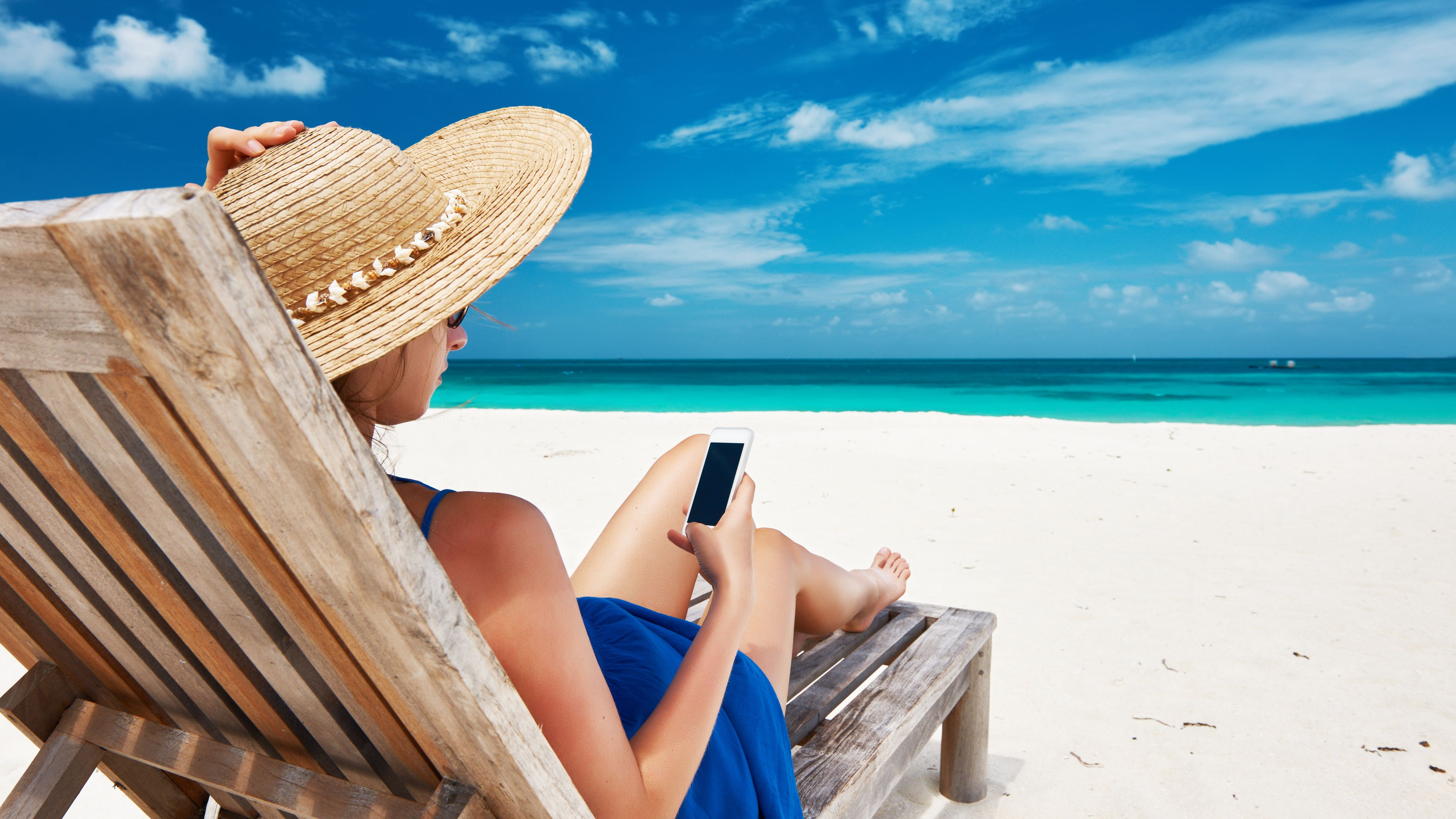 Det er ikke ferie å være offline!