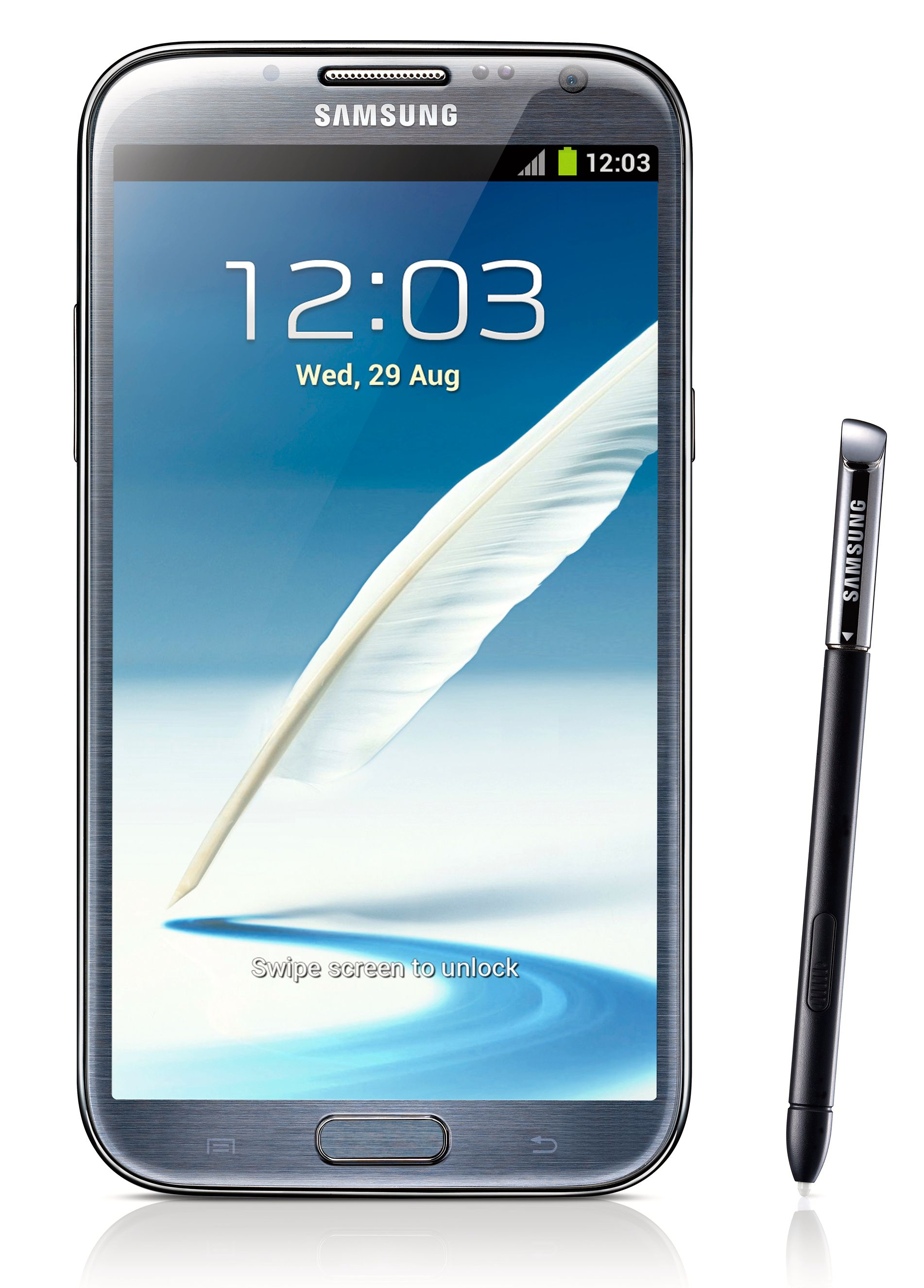 Samsung Galaxy Note II.Foto: Samsung