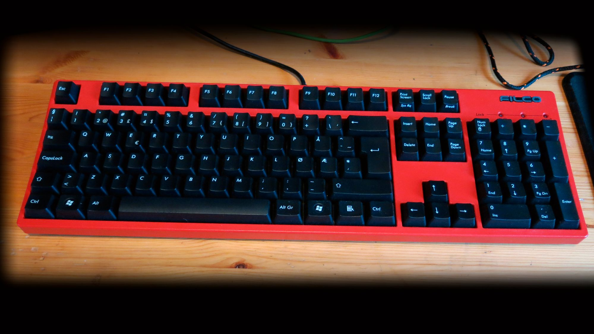 Das Keyboard Model S Professional Test Tek.no