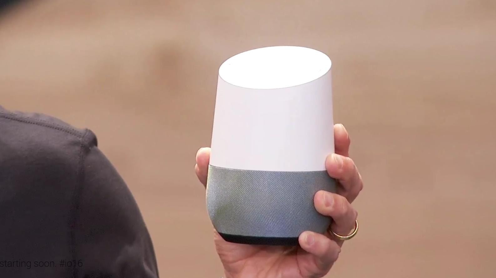 Med denne skal Google innta hjemmet i fysisk form